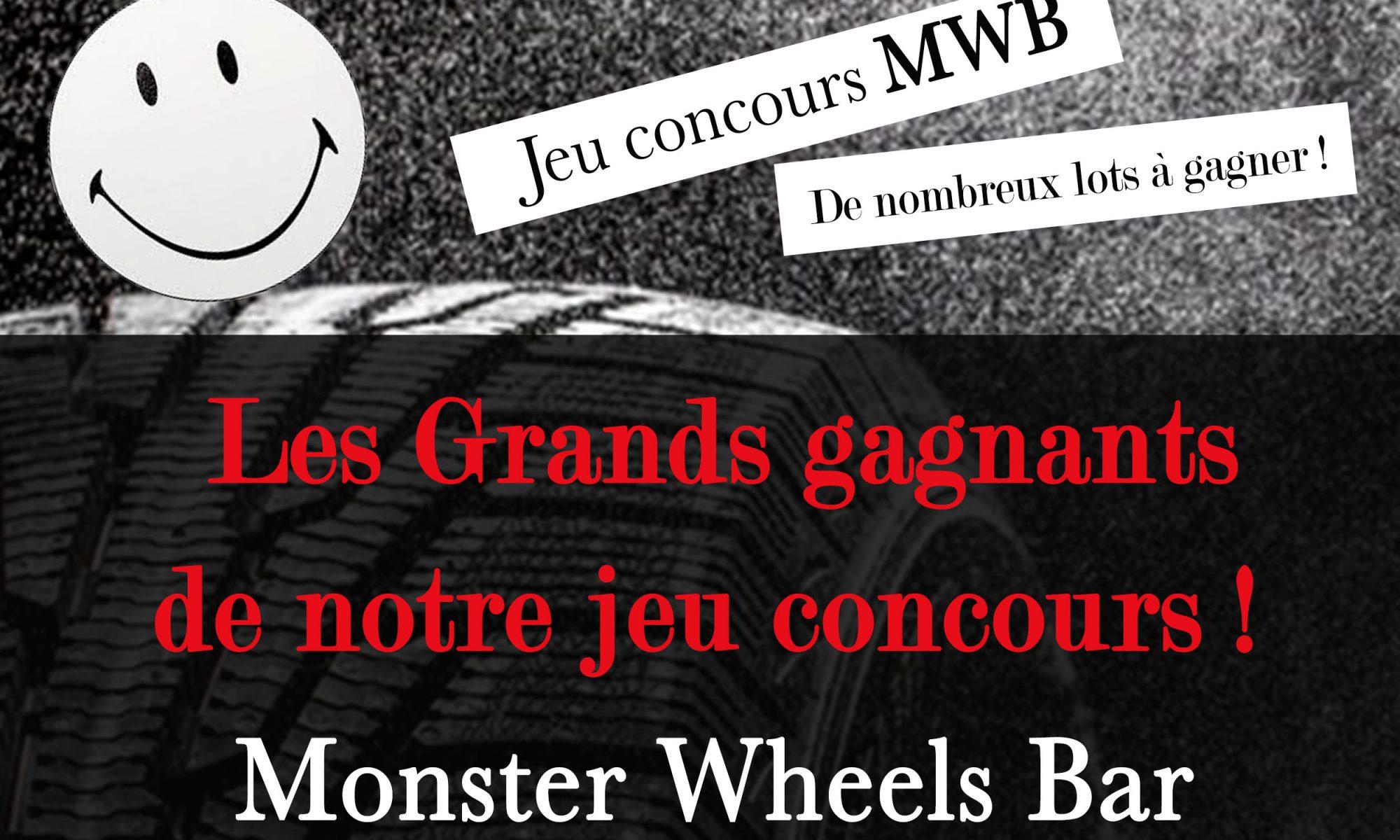 Jeu concours MWB